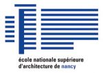 Ecole nationale supérieure d'architecture de Nancy