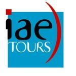 Licence Sciences de gestion IAE Tours