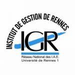 IGR - IAE de Rennes