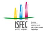 ISFEC Alsace Lorraine