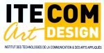BAC +3 Communication Visuelle - Arts Graphiques ITECOM Art Design Paris