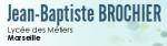 BTS Métiers de la Mode Lycée Jean-Baptiste-Brochier Marseille