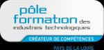 Pôle formation des industries technologiques Pays de la Loire