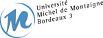 Université Bordeaux 3 Michel de Montaigne