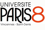 Logo Université Paris 8 Vincennes - Saint-Denis