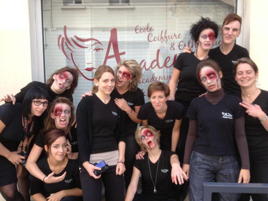 Ecole Academy Grenoble - Ecole de coiffure esthétique et ...