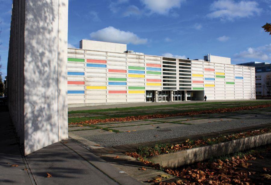 Ecole nationale sup rieure d 39 architecture de nancy cole Ecole architecture