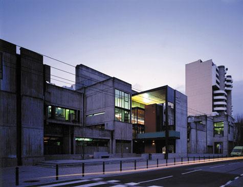 Ensa grenoble ecole nationale sup rieure d 39 architecture for Photo d architecture