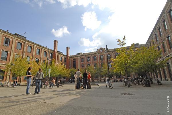 Universit toulouse 1 capitole - Residence les jardins de l universite toulouse ...