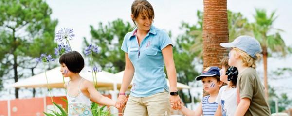 Encadrement d'activités de tourisme et de loisirs