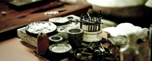 Bijouterie, orfèvrerie et horlogerie