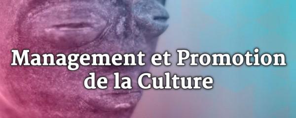 Management et Promotion de la Culture